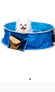 Pet dog  Foldable Dog pool bath tub (Medium)