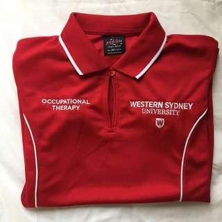 WSU placement polo shirt