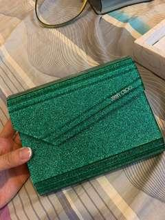 Jimmy choo green box