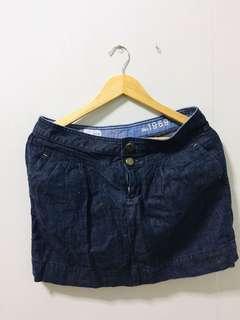 Gap Maong Skirt