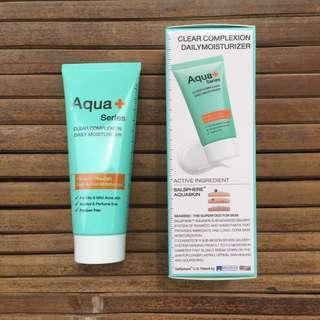 Aqua+ Series - Clear Complexion Daily Moisturizer