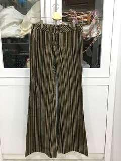Mango Brown Trouser