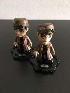 Funko Star Wars The Last Jedi Mystery Minis