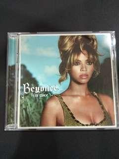 CD Beyonce - B'day