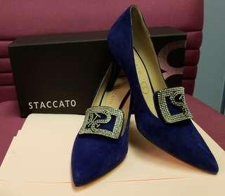 Staccato 高踭鞋