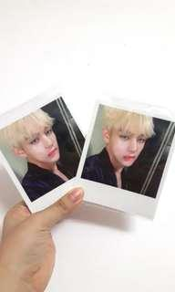 [WTS] BTS V/Taehyung WINGS Photocard