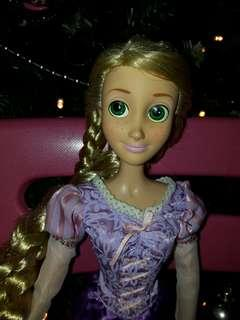 17 inch RAPUNZEL DOLL FROM DISNEY STORE
