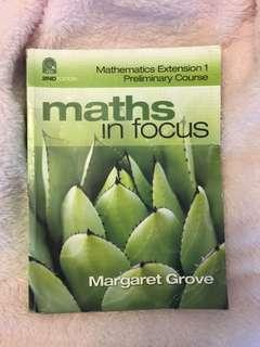 Maths textbook