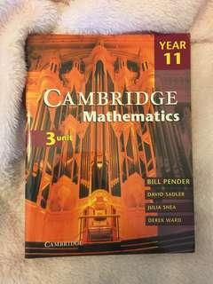 Maths Cambridge