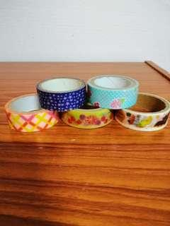 Washi Tapes ALL FOR $3