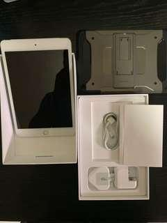 iPad Mini 4 128GB Wifi Cellular Silver