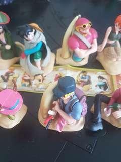 Merry Christmas! Sales! One Piece Doramaworld part 2 Series