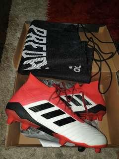 Adidas Predator 18.1 FG Cold Blooded Pack Soccer Boots💥💥