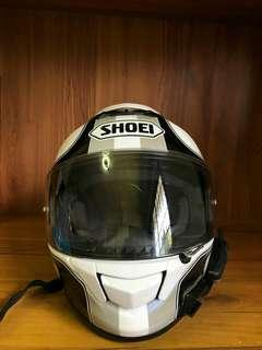 Shoei Gt-Air helmet (Regalia TC6- M)