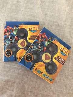 Justice League Spinner (Superman)