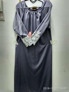 Dress/ jubah calaqisya lace