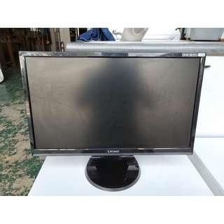 東鼎二手家具 CHEMEI22吋電腦螢幕*型號:22EA*二手液晶螢幕*LCD