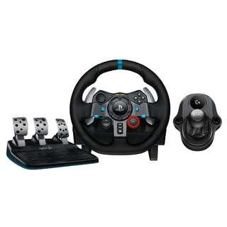 **BUNDLE ** Logitech G29 Driving Force + Shifter (Usual Price $629)