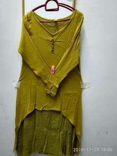 Blouse long/ jubah