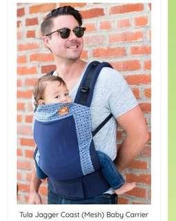 Baby Tula Jagger Coast Meshed Carrier (Standard)