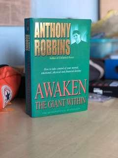 Awaken the Giant Within (Anthony Robbins)