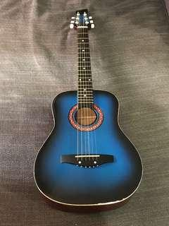 ⭐️[BN] BLUE ACOUSTIC GUITAR