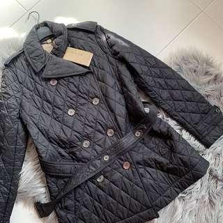 Brand new authentic burberry quilted jacket with price tag