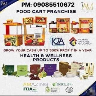 IAM Worldwide Foodcart Franchising!