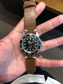 Tudor Submariner Oyster Prince Black Rose
