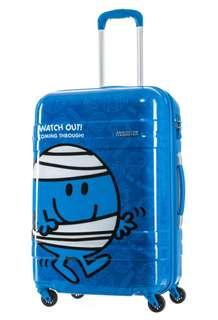 """Brand New American Tourister25"""" Spinner Luggage (Mr Bump)"""