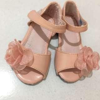 Sepatu Bayi Girl Shoes Branded pink