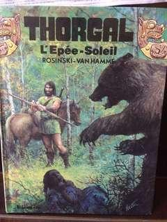 Cfr- Thorgal