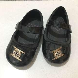 Sepatu Bayi Girl Shoes Branded black
