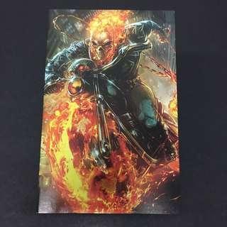 Cosmic Ghost Rider 4 Marvel Comics Book Avengers Movie Thanos