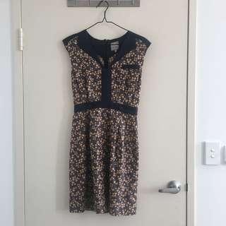 Karen Walker Print Dress