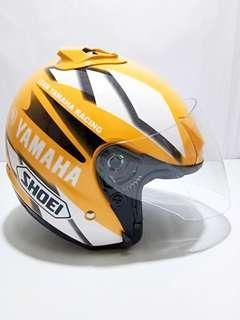 Shoei jf2 yamaha factory kuning copy
