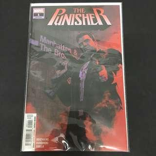 Punisher 1 Marvel Comics Book Avengers Movie