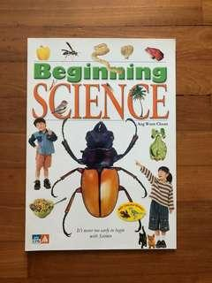 Beginning Science Activity Book