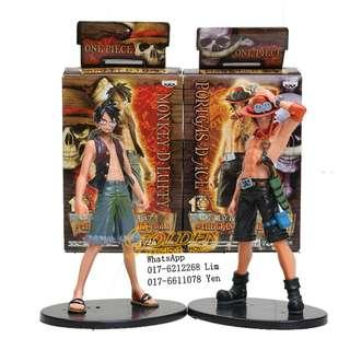 one piece figure set   Other Toys   Carousell Malaysia