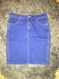 Supre Denim skirt