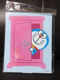 Doraemon 叮噹 多拉A夢 日本版 座檯鏡 隨意門款