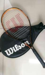 Original Wilson Tennis Racquet