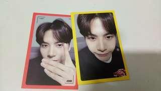 Jackson Eyes On You Photocards