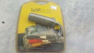 EasyCAP USB 2.0 Video Adapter with Audio Capture