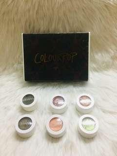 Colourpop Eyeshadow (Love a flare)
