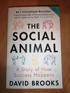 The Social Animal Cheap Book