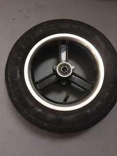 10 inch front wheel