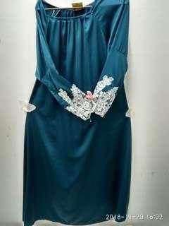 Calaqisya dress /jubah