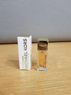 MK perfume 7ml (jasMine/amber)