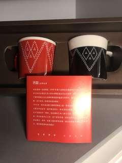 🚚 瓷林-對杯
